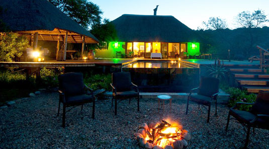 Amakhala Game Reserve - Bukela Lodge