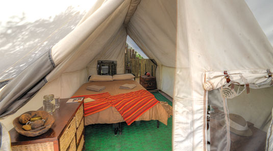 Amakhala Game Reserve - Quatermain's Camp