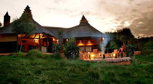 Amakhala Game Reserve - The Safari Lodge