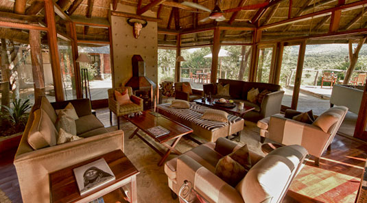 Msenge Bush Lodge - Pumba Private Game Reserve